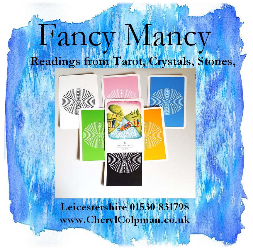Enlightenment deck Fancy Mancy Cheryl Colpman