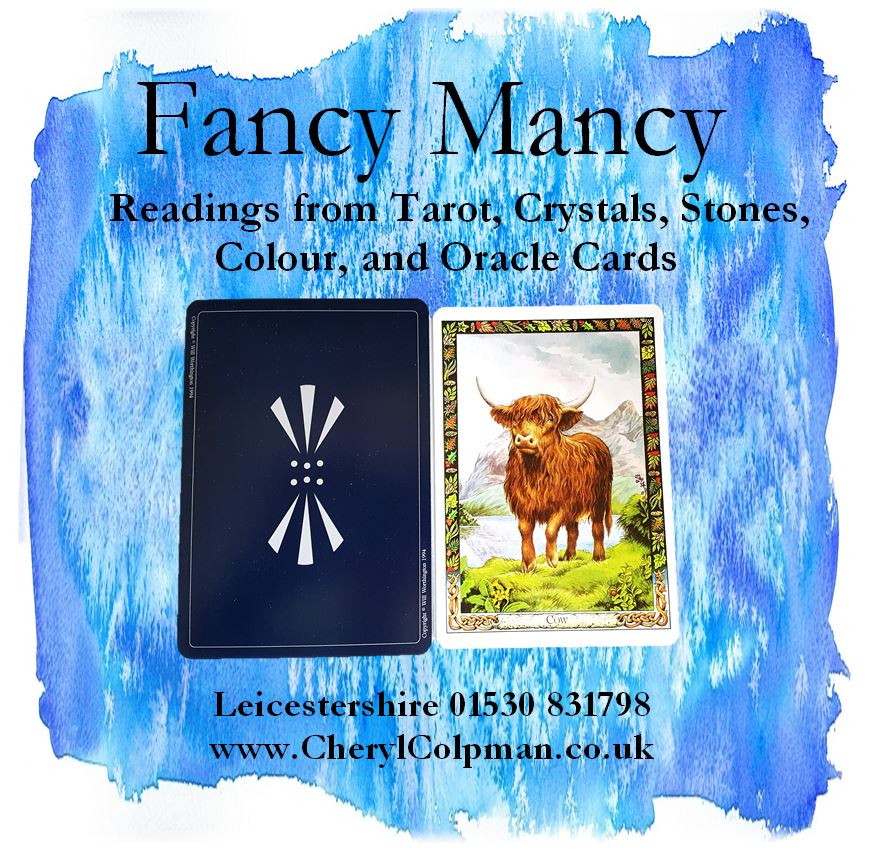 Druid Animal deck Fancy Mancy Cheryl Colpman