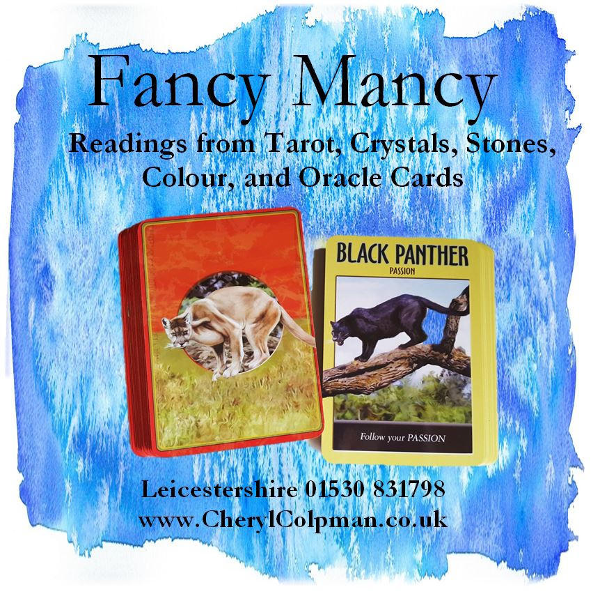 Power Animals Fancy Mancy Cheryl Colpman