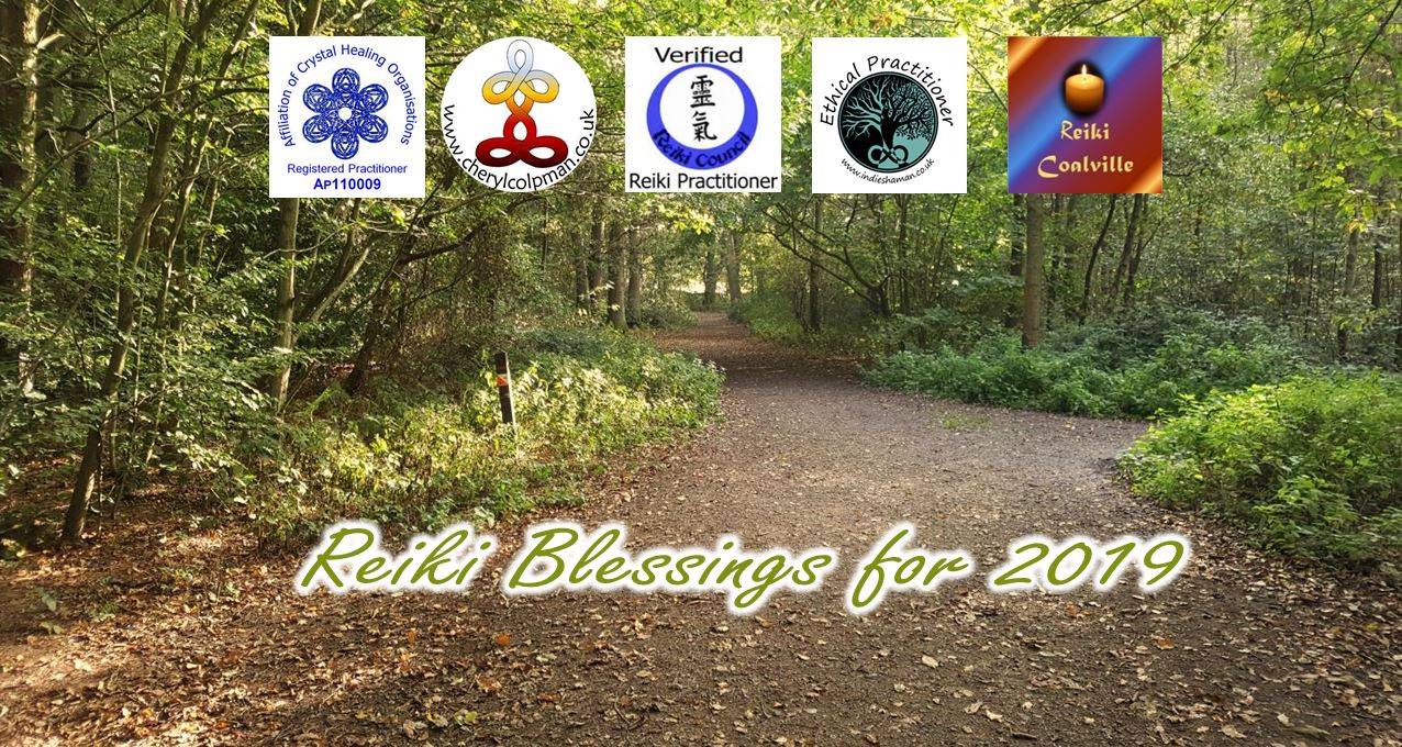 Happy New Year 2019 from Reiki Coalville cherylcolpman.co.uk