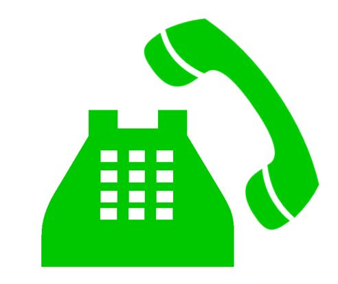 Green phone icon to call Cheryl Colpman holistic health