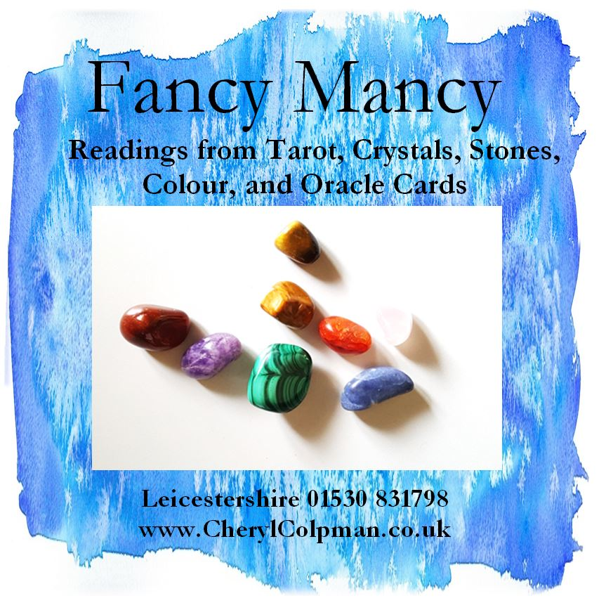 Crystals Fancy Mancy Cheryl Colpman