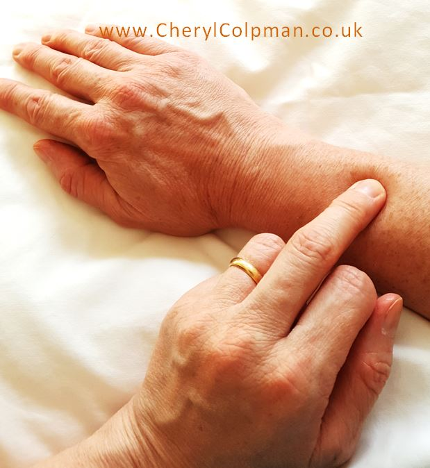 Shamanic acupressure with Cheryl Colpman Leicestershire