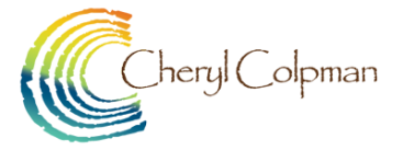 Cheryl Colpman Complimentary Therapies logo
